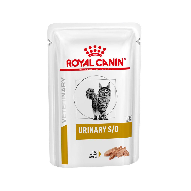 Royal Canin Urinary S/O - Sachet fraîcheur - Loaf