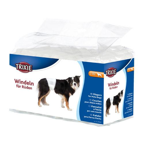 Trixie - Couche pour chien pour mâle