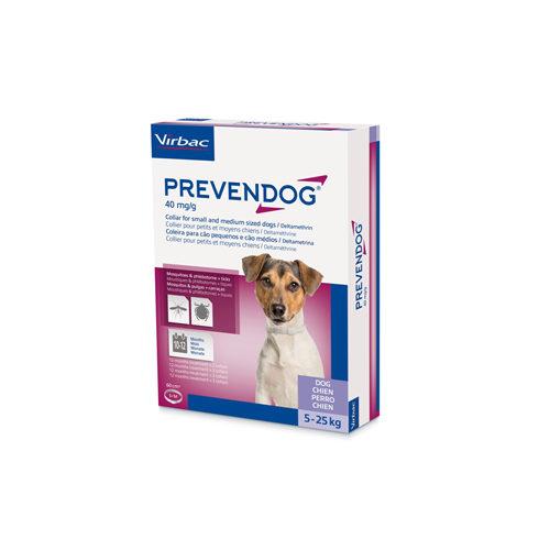 Virbac Prevendog - kleiner & mittelgroßer Hund