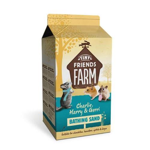 Supreme Tiny Friends Farm Science - Sable de bain