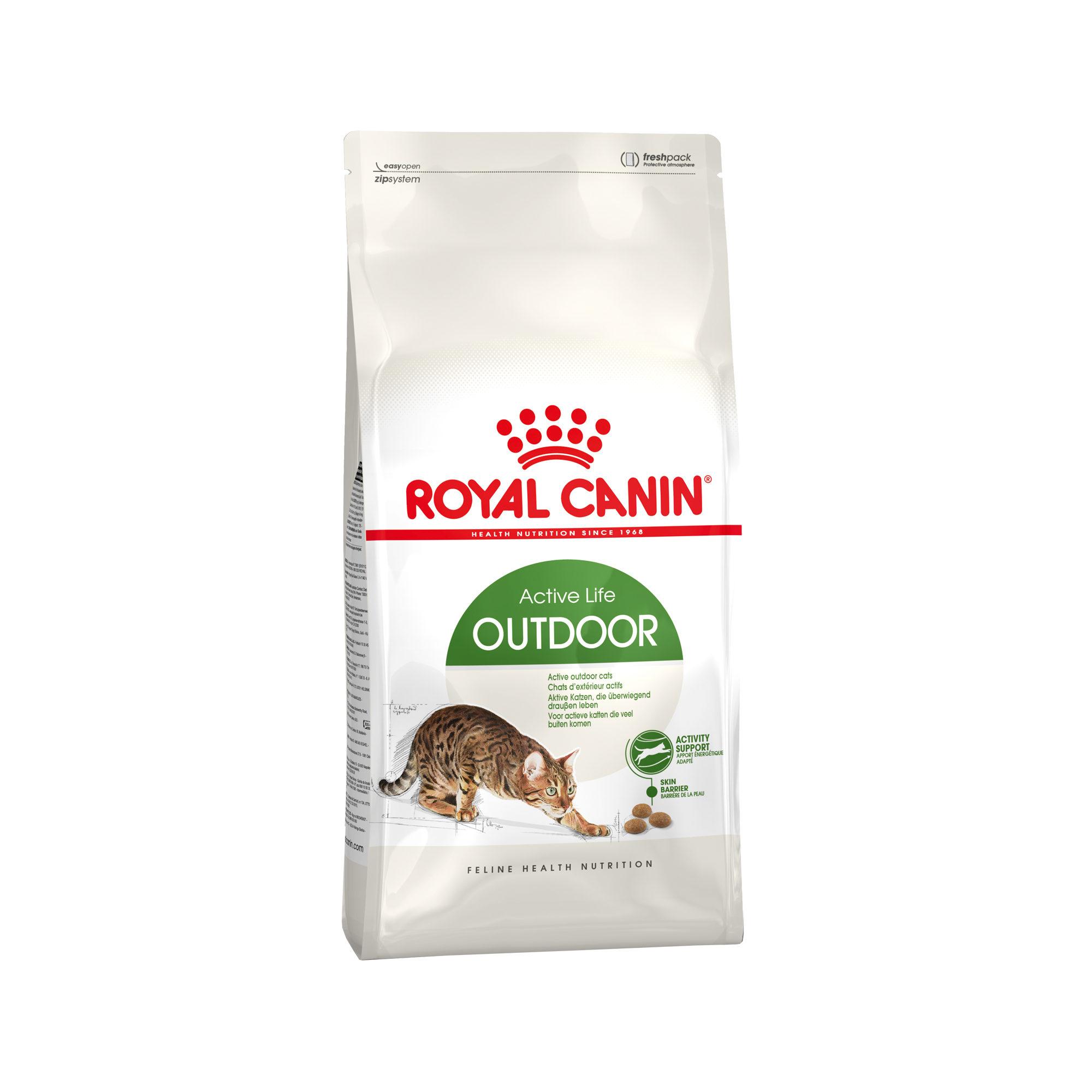 Royal Canin Outdoor Katzenfutter