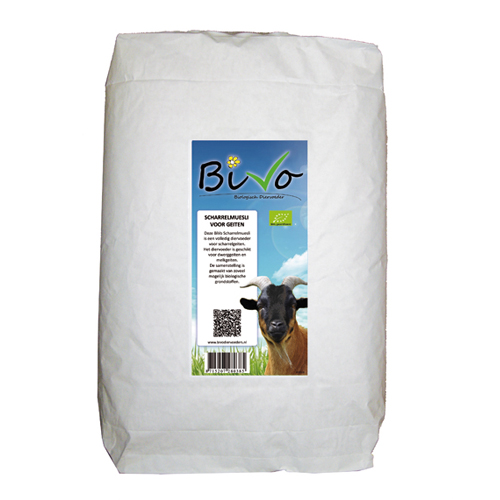 Bivo - Muesli biologique pour chèvre