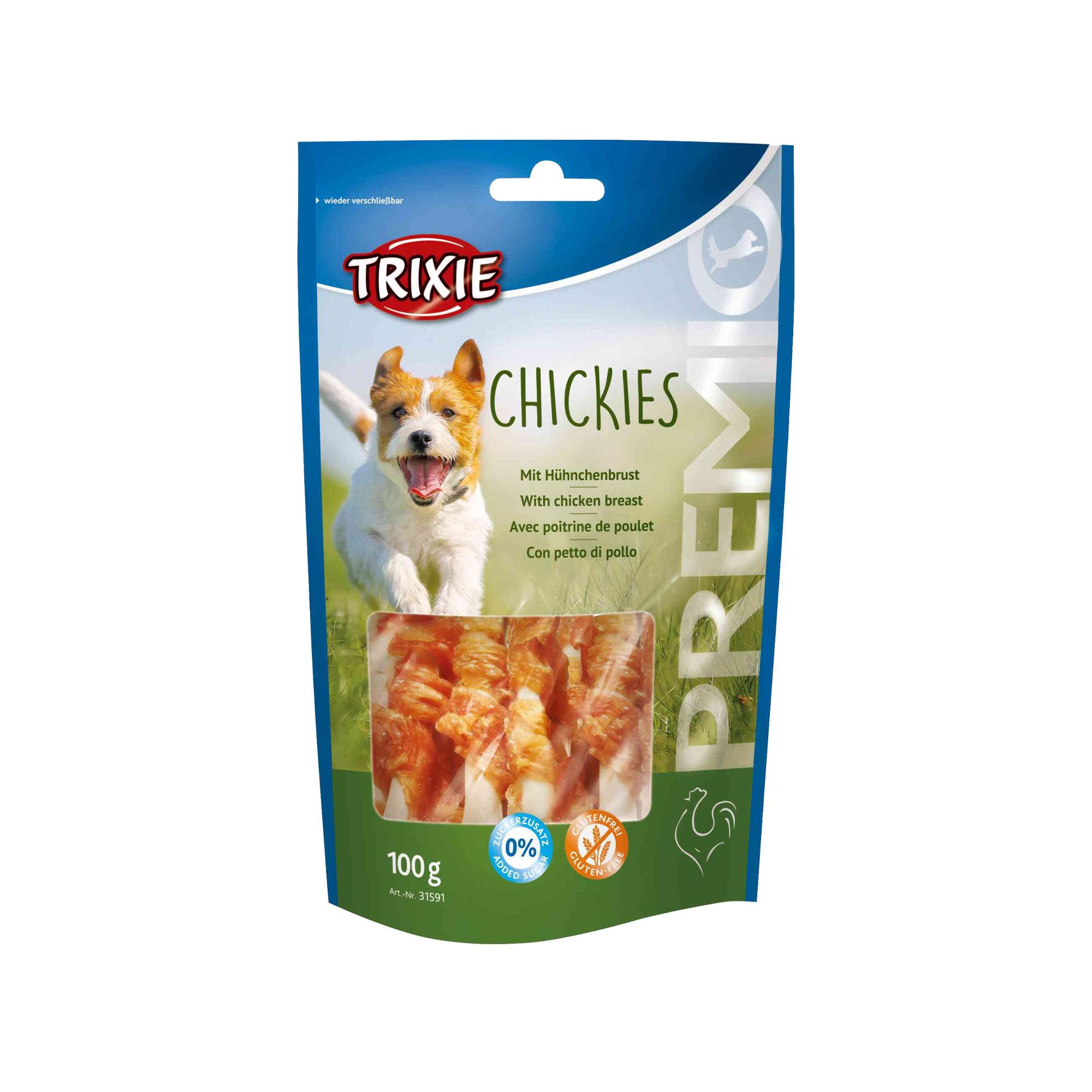 Trixie Premio - Chickies