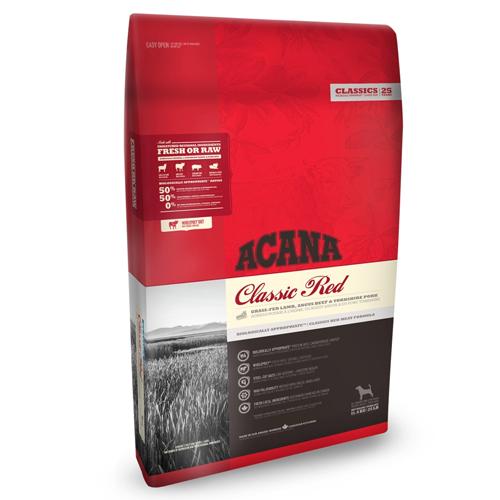 ACANA Classics Hundefutter - Classic Red