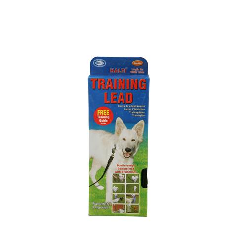 Halti Hunde- Trainingsleine - Schwarz