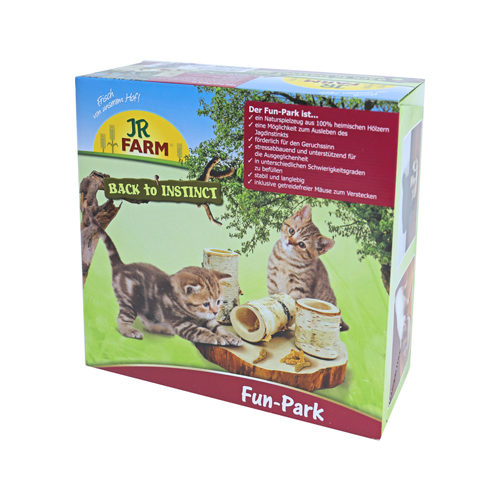 JR Farm Back to Instinct Cat Fun Park