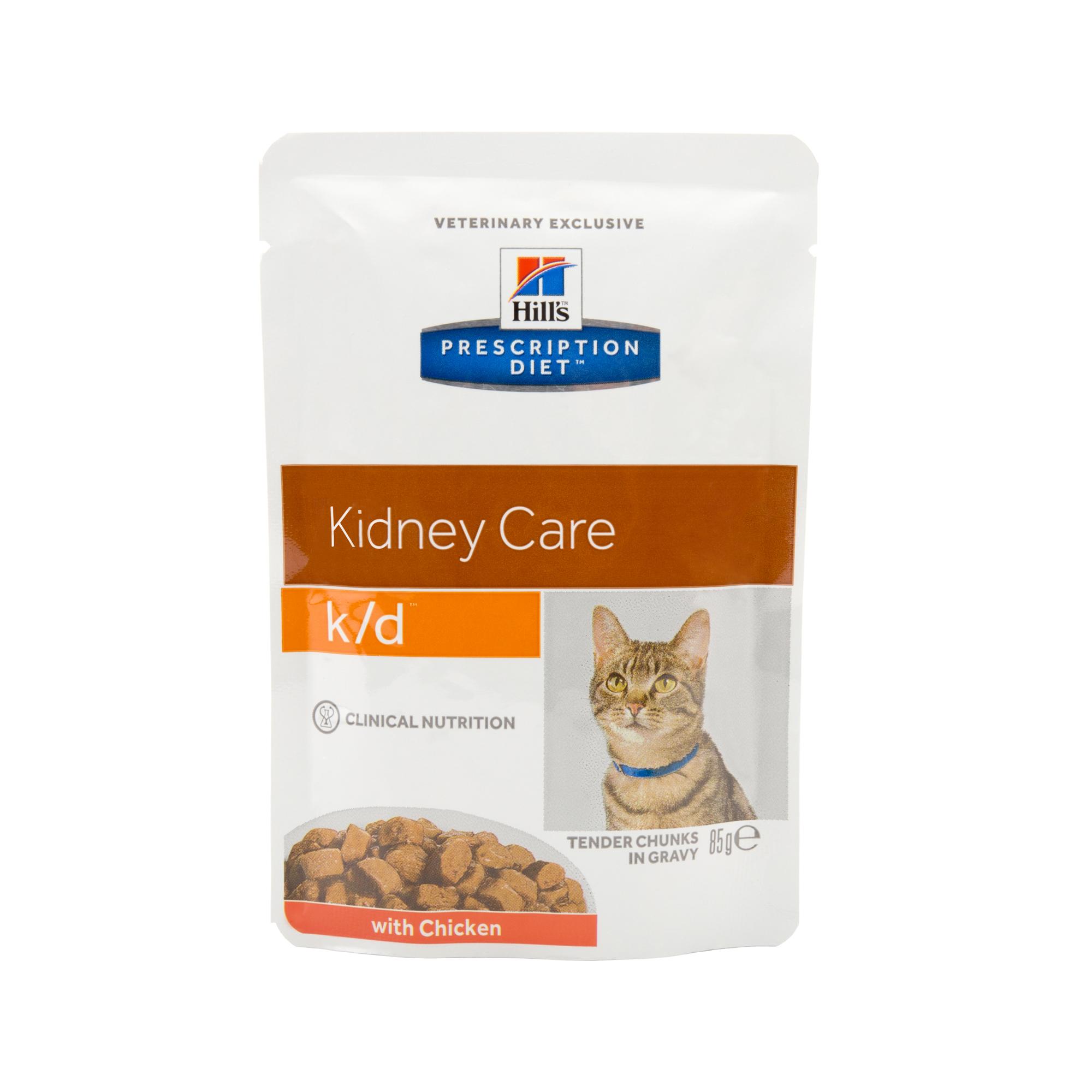 Hill's Prescription Diet k/d Kidney Care - Sachet - Poulet