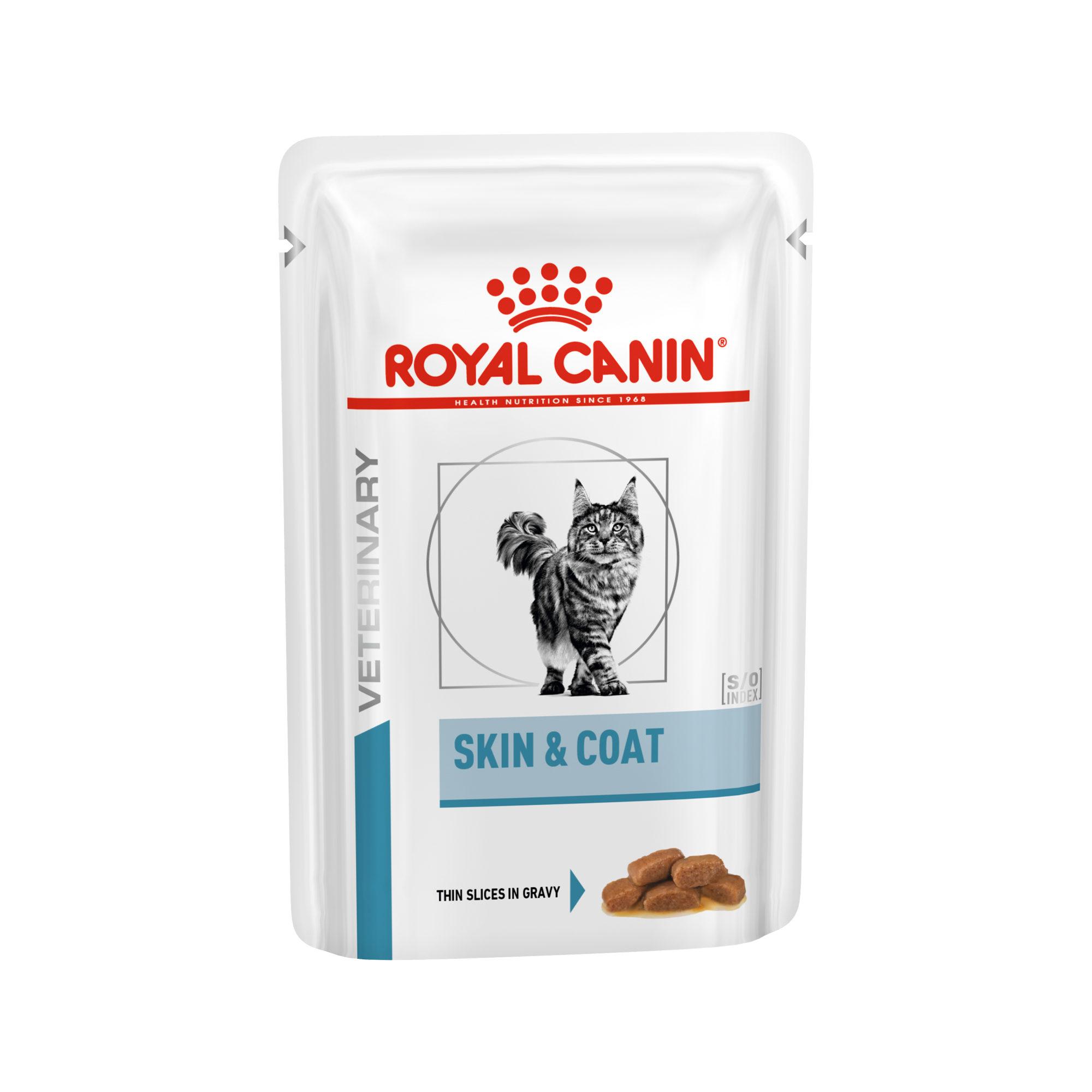Royal Canin Skin & Coat Katzenfutter - Frischebeutel