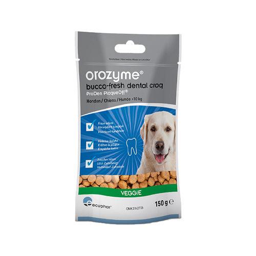 Orozyme Bucco-Fresh Dental Croqs - Groß