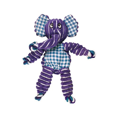 KONG Floppy Knots - Elefant