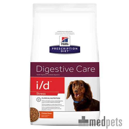 Hill's Prescription Diet i/d Digestive Care Stress Mini