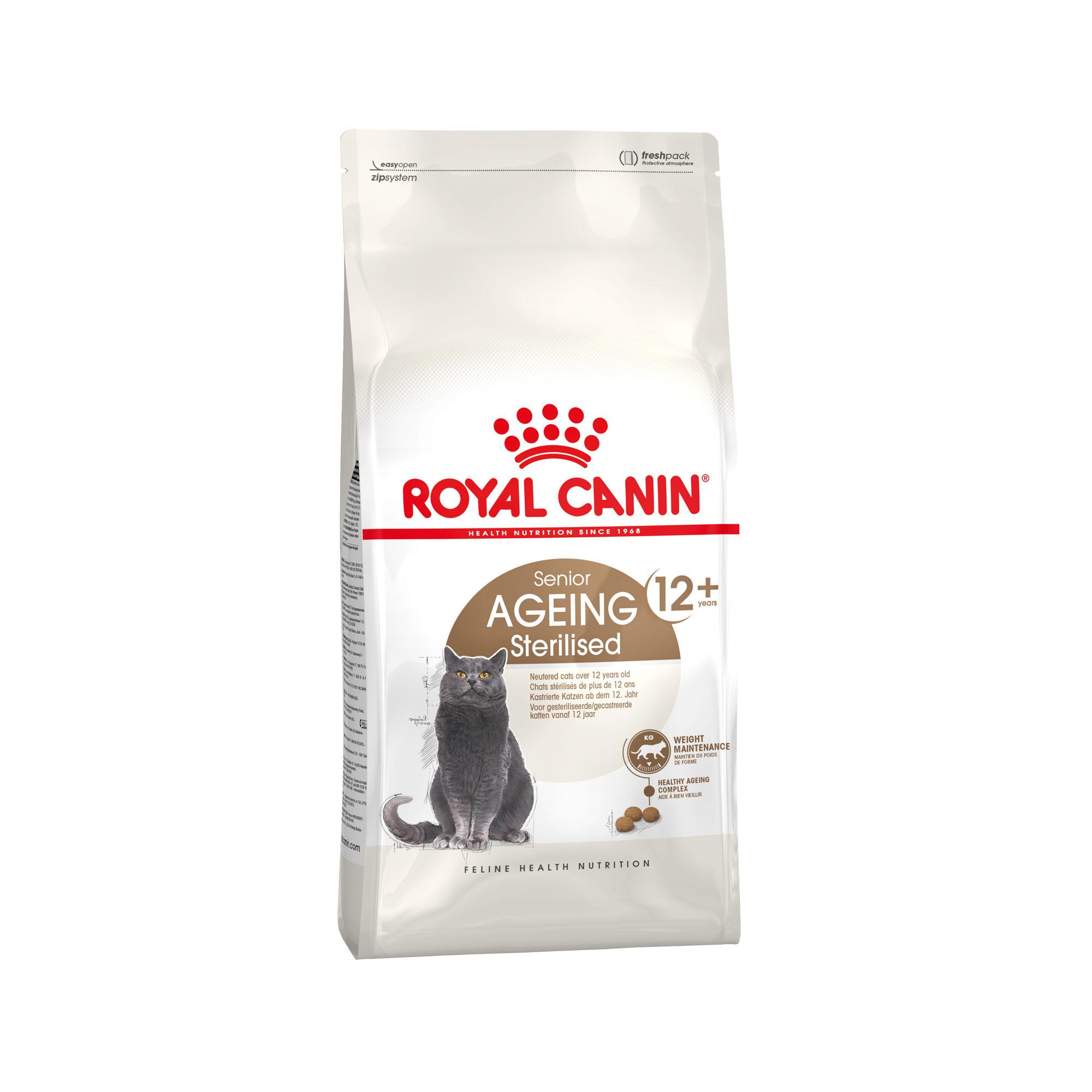 Royal Canin Ageing Sterilised 12+ Katzenfutter