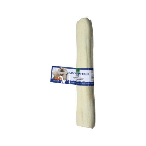 Biofood Kauknochen Rawhide Dental - Rolle - L