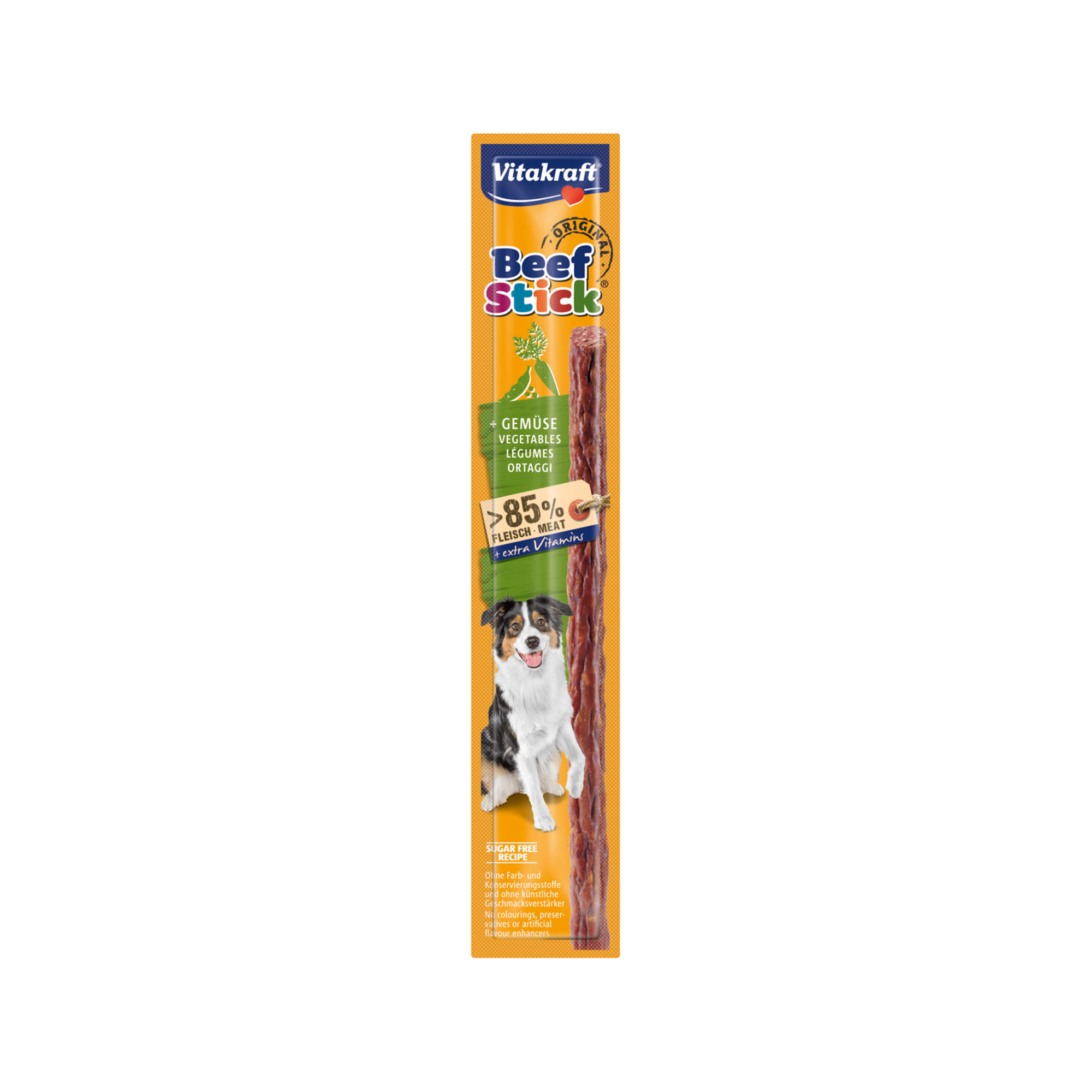 Vitakraft Beef Stick - Original Gemüse