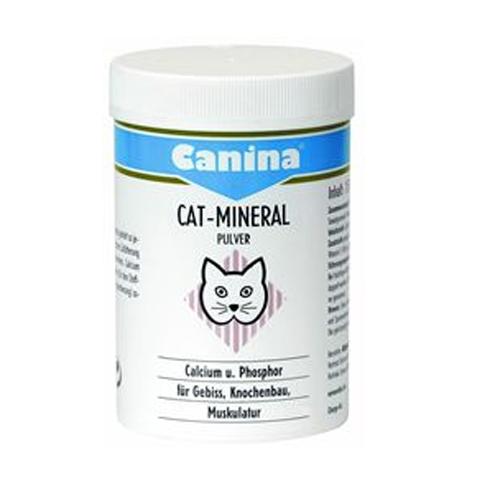 Canina Cat Mineral - Pulver