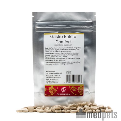 Sensipharm Gastro Entero Comfort - kleine Haustiere