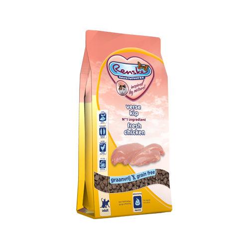 Renske Super Premium - Chaton - Poulet