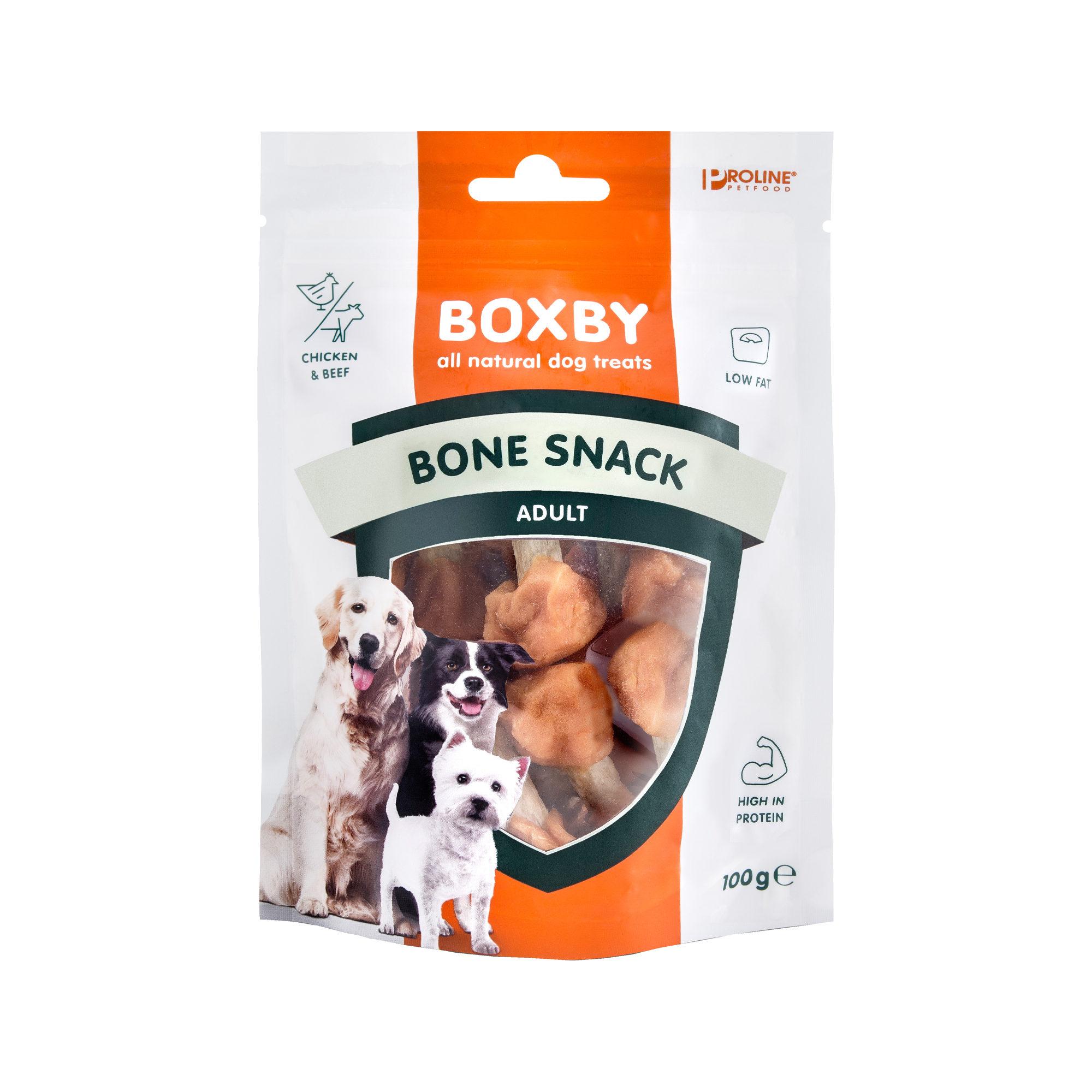 Boxby Bone Snack - 100 g