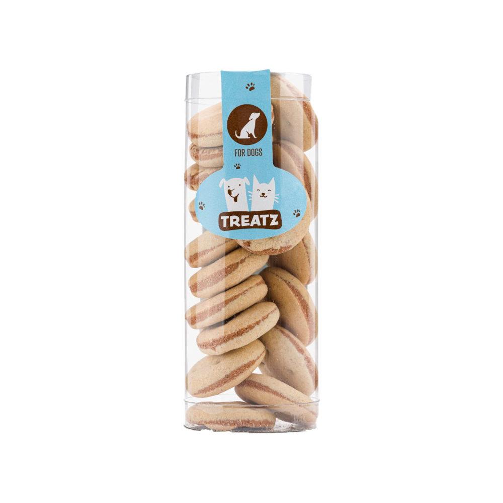 TREATZ Macaron - Erdnuss