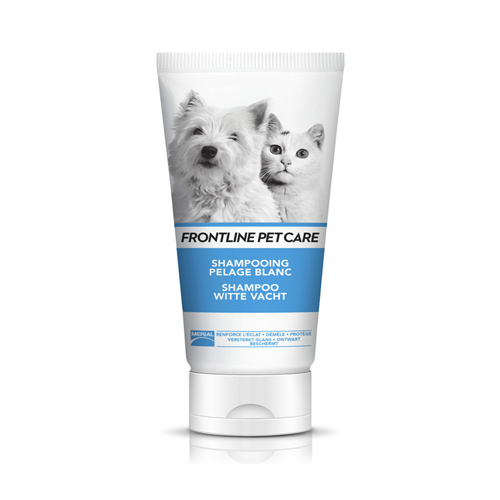 Frontline Pet Care Shampoo für weißes Fell