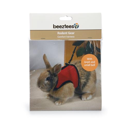 Beeztees Nagergeschirr Comfort - Kaninchen