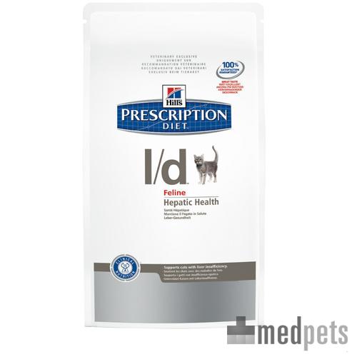 Hill's Prescription Diet l/d Liver Care Katzenfutter