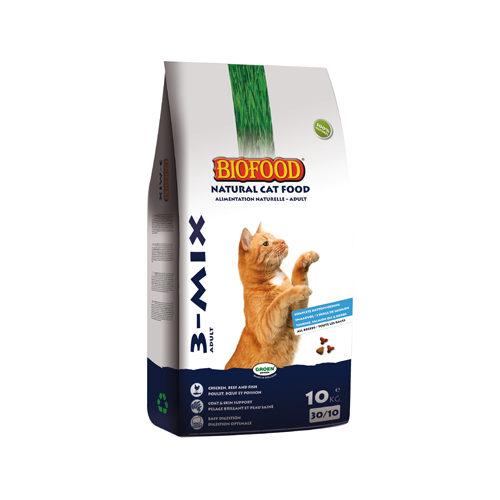 Biofood 3-Mix Katzenfutter