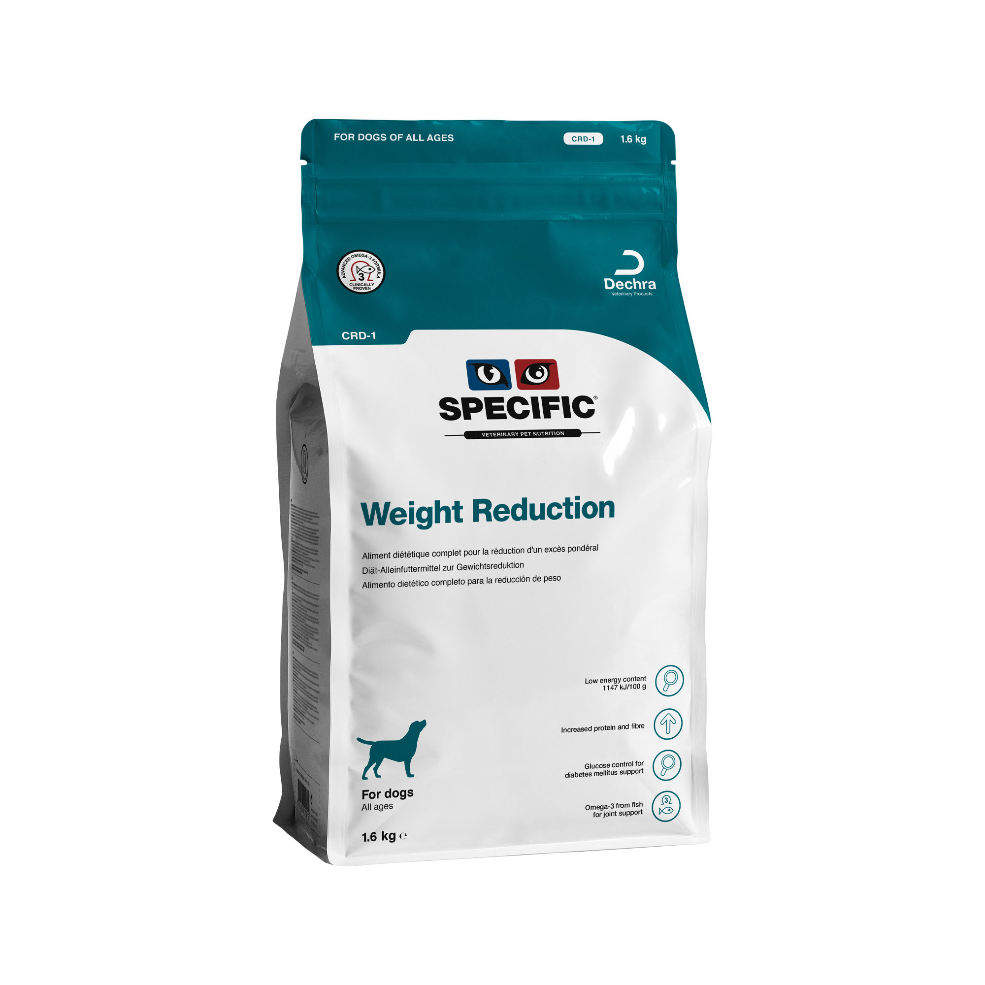 SPECIFIC Weight Reduction CRD-1