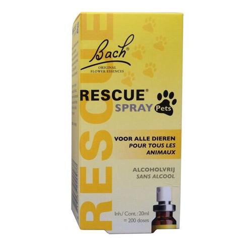Bach Rescue Pets Spray
