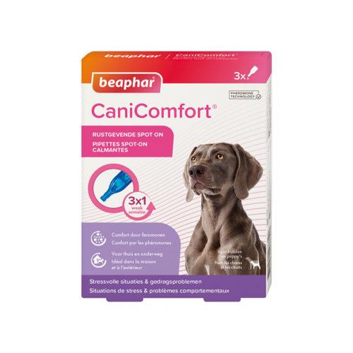 Beaphar CaniComfort Spot On - 3 Pipetten