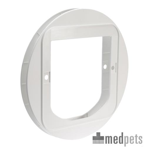 SureFlap Montageadapter Katzenklappe - Weiß