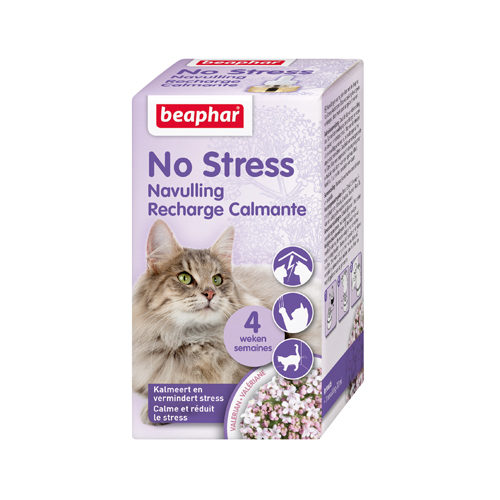 Beaphar No Stress - Chat - Flacon de recharge