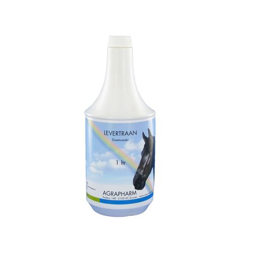 Agrapharm Levertraan (Lebertran) - 1 Liter