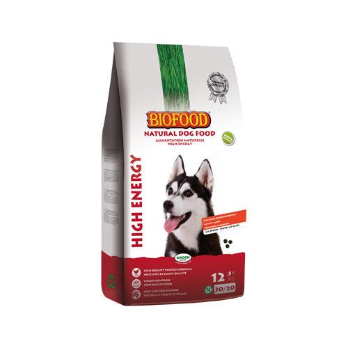 Biofood High Energy Hundefutter - 12,5 kg