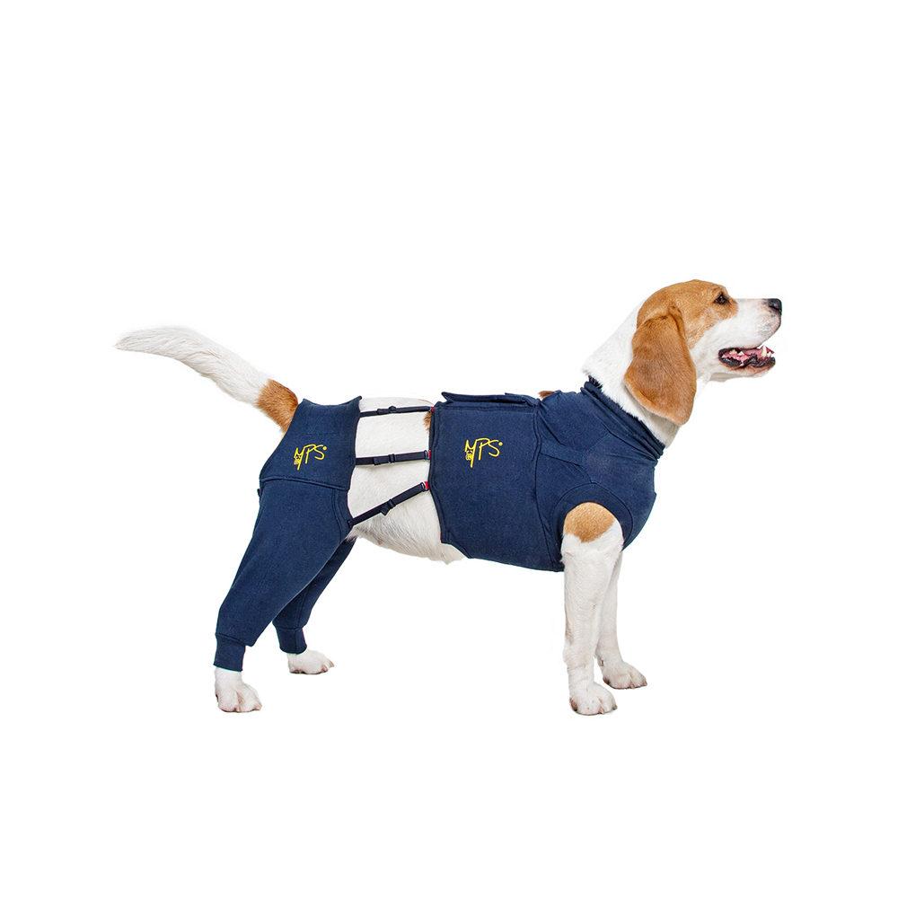 Medical Pet Shirt HLS Hinterbeinschutz