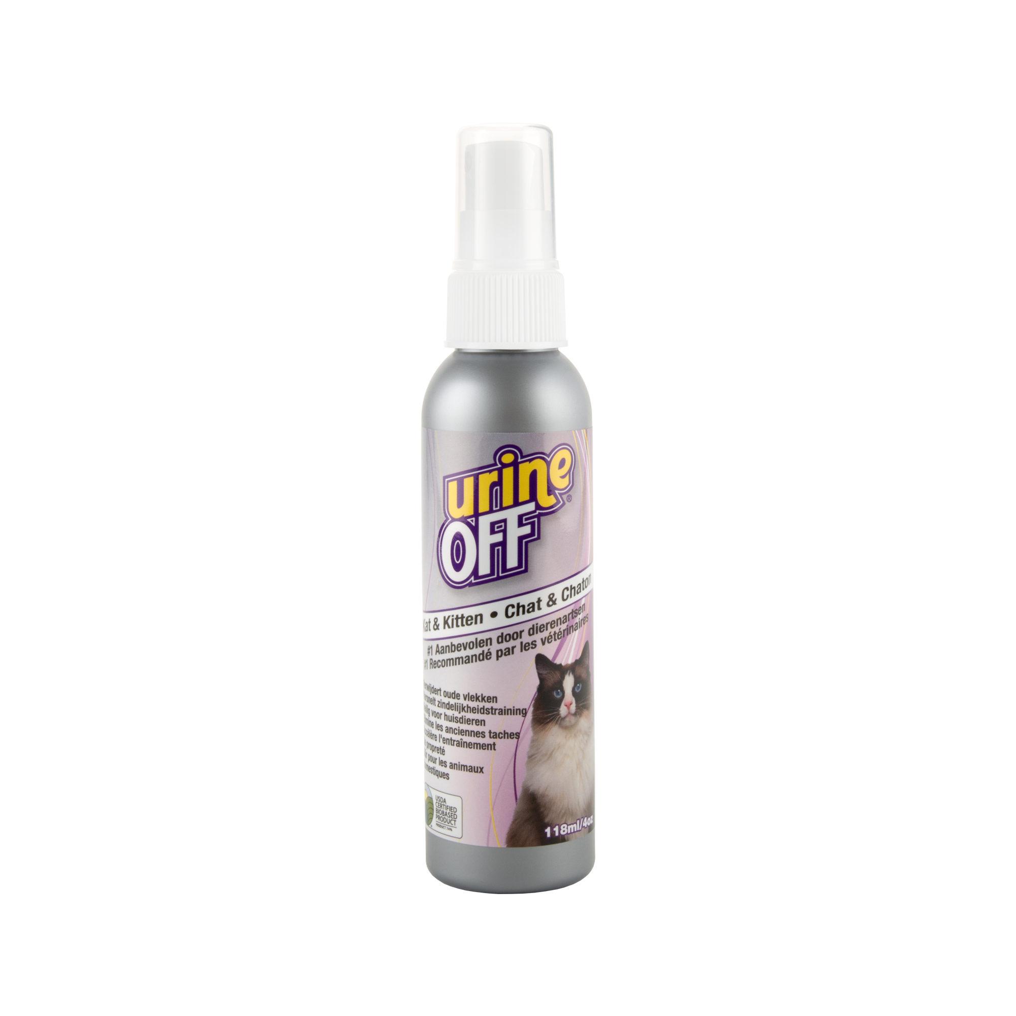 Urine Off Spray
