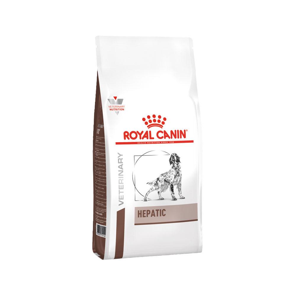 Royal Canin Hepatic Hundefutter