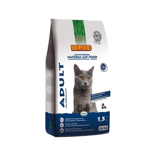Biofood Adult Katzenfutter - 1,5 kg