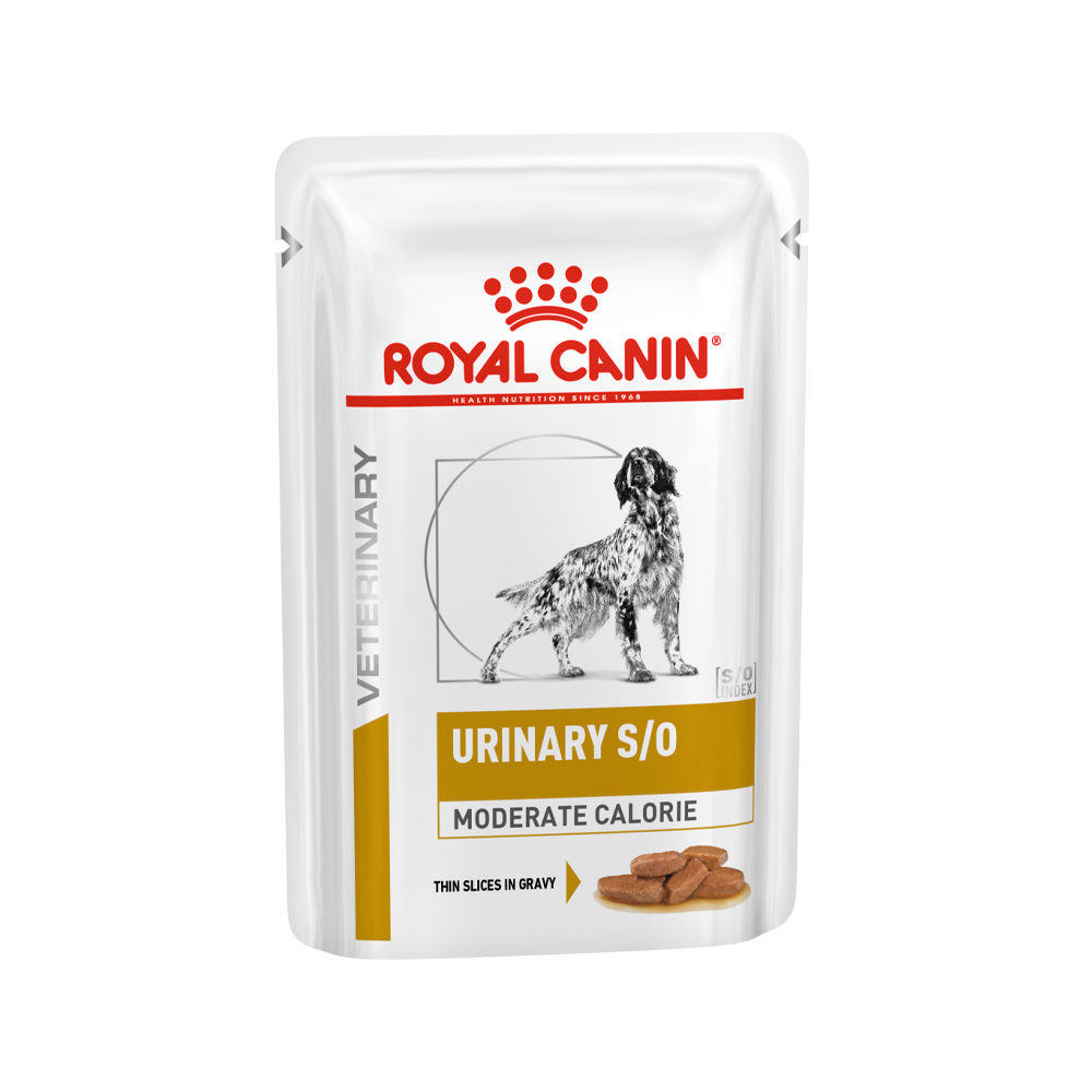 Royal Canin Urinary S/O Moderate Calorie Hundefutter - Frischebeutel