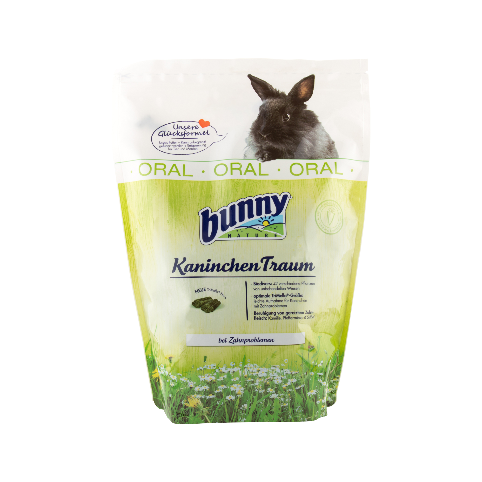 Bunny Nature - Rêve de lapin - Oral - 1,5 kg