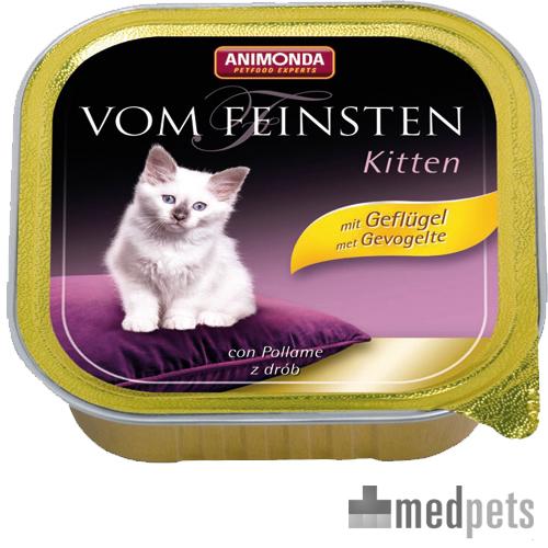 Animonda Vom Feinsten Kittenfutter - Geflügel