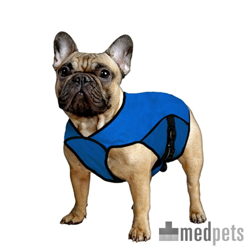 Aqua Coolkeeper Jacket - Pacific Blue - L