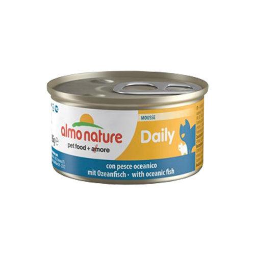 Almo Nature Daily Menu Mousse - Poisson de mer - Boîte