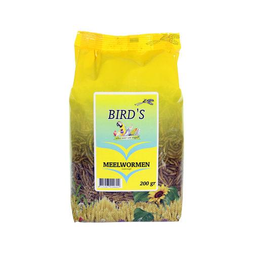 Bird's - Vers de farine