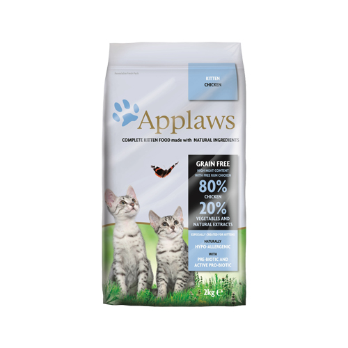 Applaws - Poulet - 2 kg