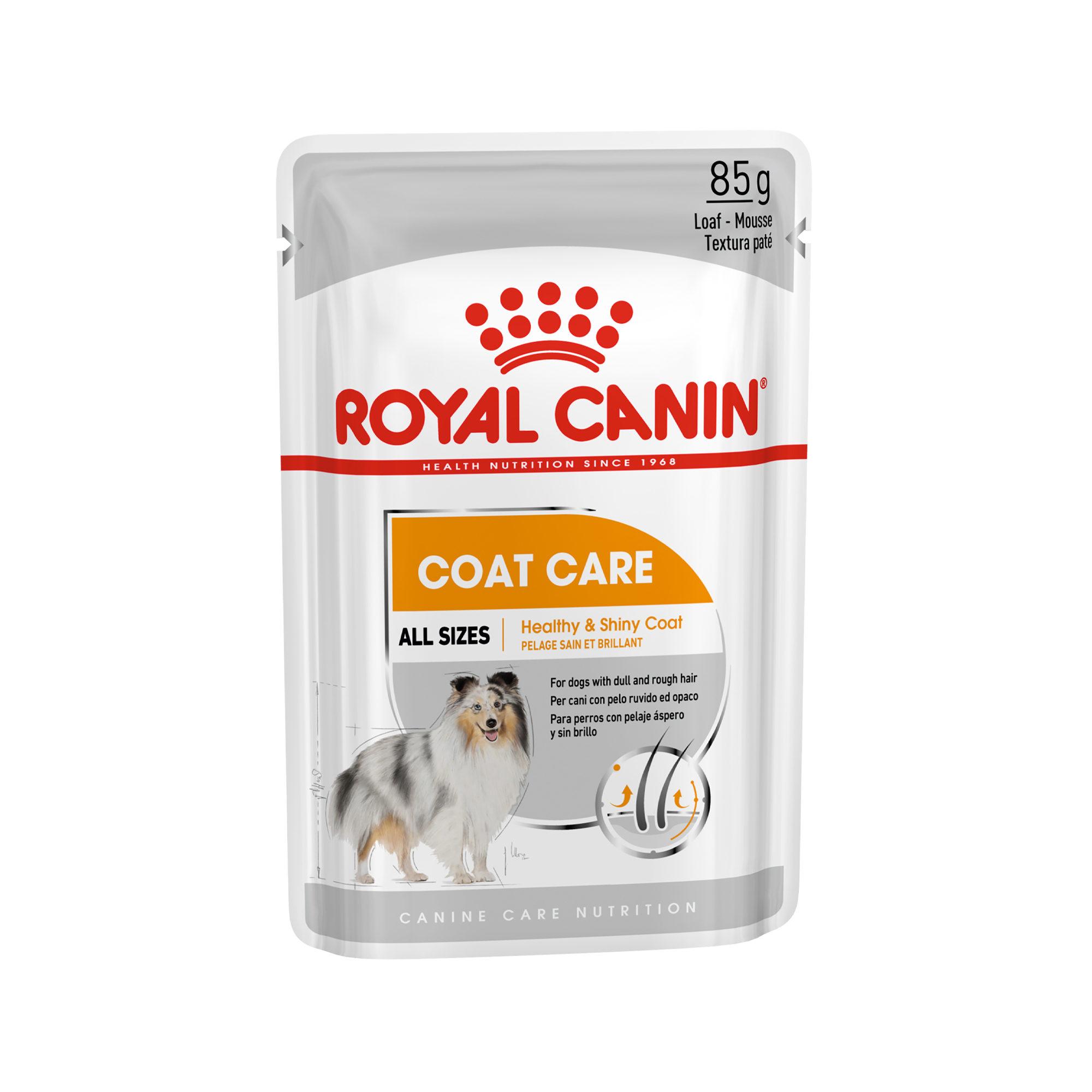 Royal Canin Coat Care Hundefutter - Frischebeutel