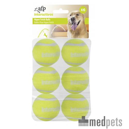 AFP Interactive Hyper Fetch Super Bounce Balles de tennis