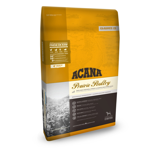ACANA Classics Hundefutter - Prairie Poultry