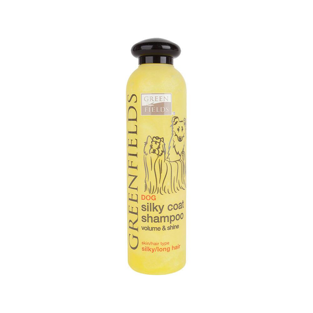 Greenfields Silky Coat Shampoo