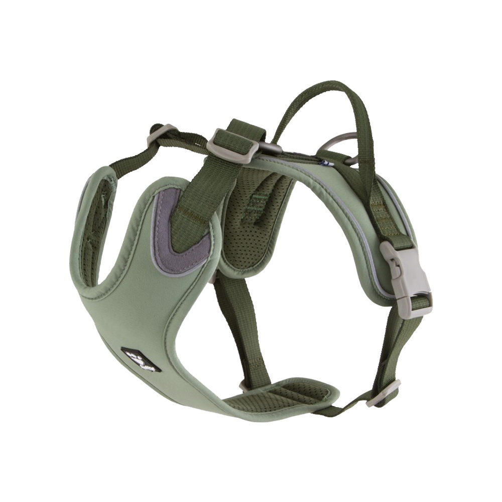 Hurtta Weekend Warrior Eco Harness - Hedge